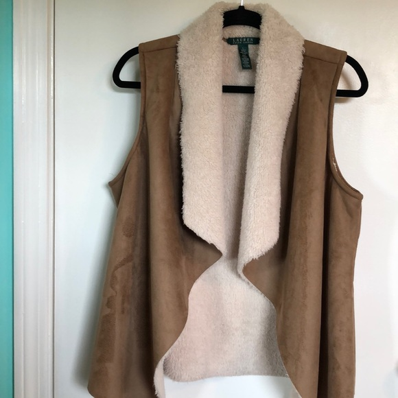 Ralph Lauren Jackets & Blazers - Ralph Lauren Shearling Vest